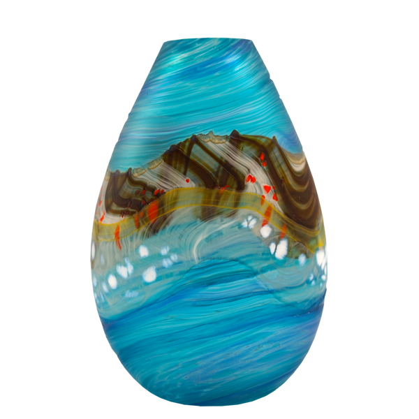 Medium Ocean Volcanic Teardrop II
