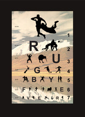 Eye chart for Rugby Fever 1.1 - Bread & Butter Gallery