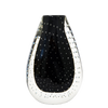 Vase Bubble Small Black