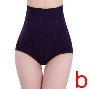 8c7761cce16e High Waist Briefs Shapewear Women Panty Body Shaper Control Slim Tummy  Underwear