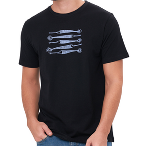 Pipe Fish SS Organic T-Shirt