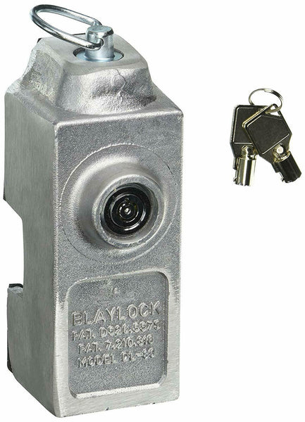 Blaylock Solid Heavy Duty Cargo Trailer Cambar Door Locks DL-80 Keyed Alike (DL-80KA)