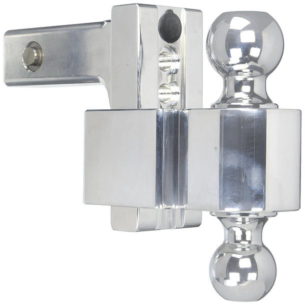 "Diversi-Tech DT-ALBM6400 4"" Drop Adjustable Dual Locking Double Ball Mount (DT-ALBM6400)"