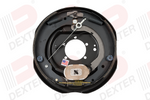 "Dexter 12""x2"" Never-Adjust Nev-R-Adjust Electric Trailer Brake Backing Plate 7000#  Right Hand (023-465-00)"
