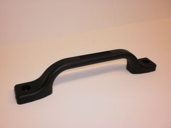 "Black Plastic Grab Assist Handle Bar RV Motorhome Camper Trailer 9 1/2"" 9.25"" (480)"