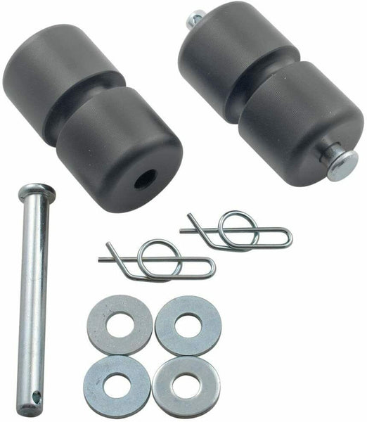 Gorilla Lift Replacement Roller Assembly for GOR2LIFT Trailer Ramp Gate Repair (GMNR925)