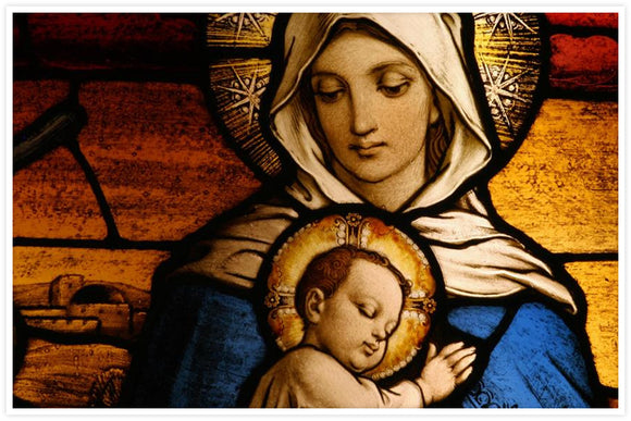 Month of Mary, Prayer for Our Mothers