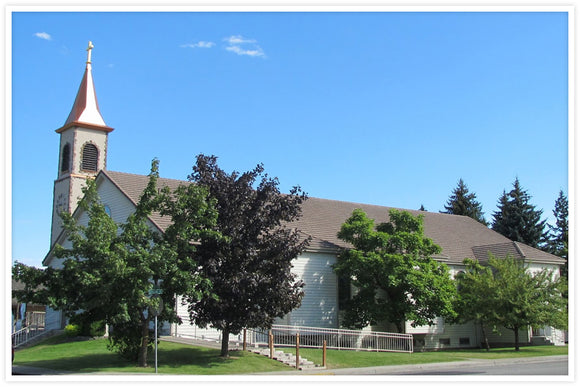 Immaculate Conception Church - Building & Maintenance Fund