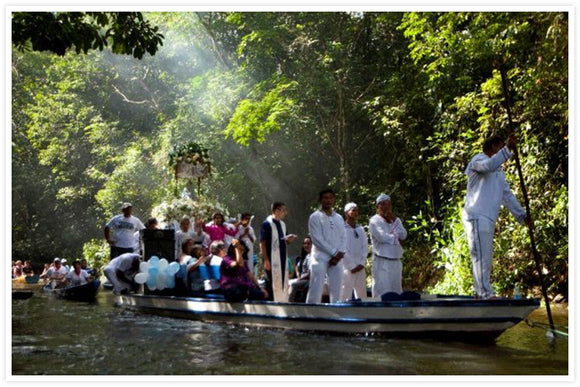 From Fr. Wegner: Crisis in the Amazon