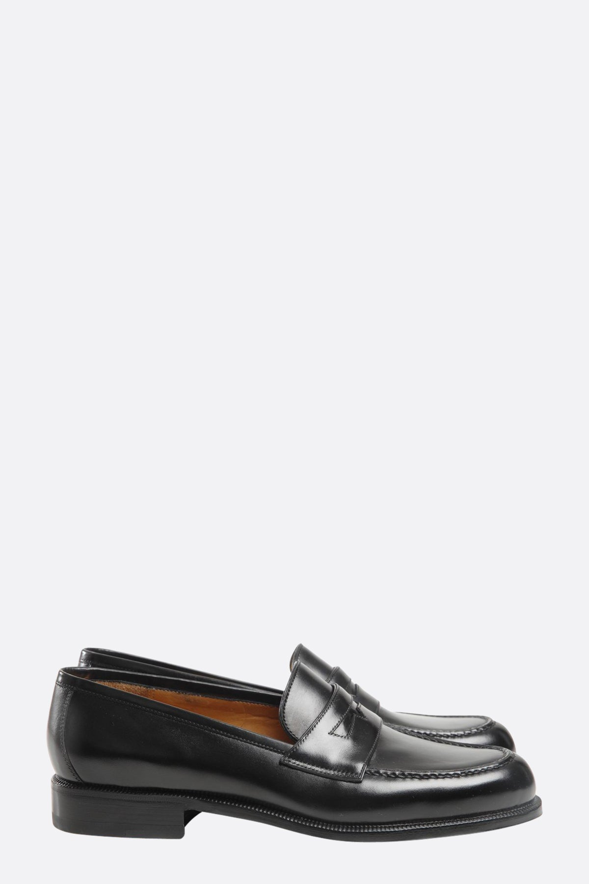 black ball loafer