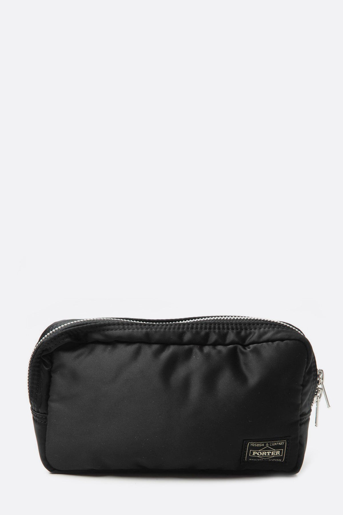 Black Tanker Pouch by Porter