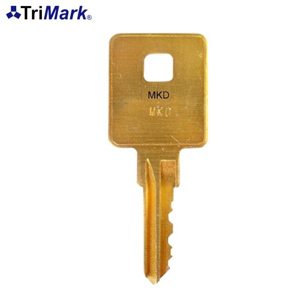 "14264-05-2001 | Pre-cut Master ""D"" For KS110 (O1122C) - TRM MKD TriMark"