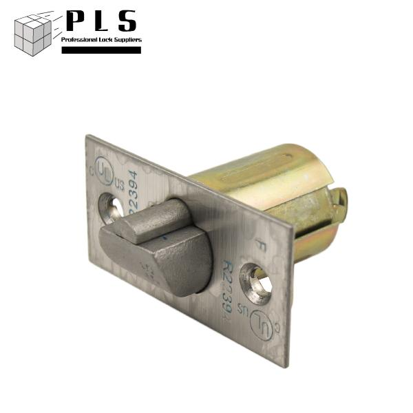 "PLS DL 238 32D 2-3/8"" Deadlatch, Us32d"