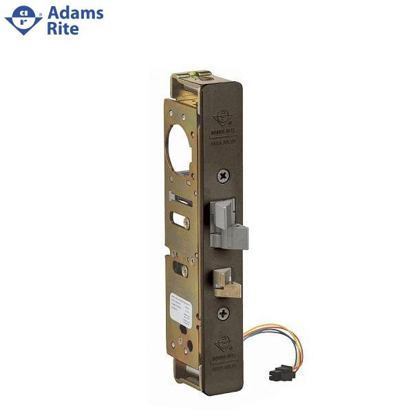 "Adams Rite 4300 30 201 313 Electrified Latch, 1-1/8"" Bs, 4901 Strike, 12/24 Vdc Adams Rite"