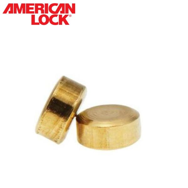 AMERICAN LOCK APKG3681010 #3 Master Pin(wafer) 100/pk Fits All Pin Tum.lk Old#308503 American Lock