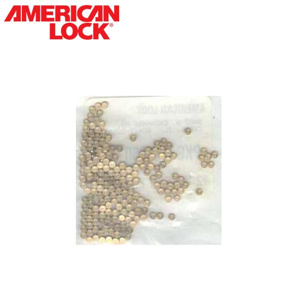 American Lock APKG3681040 #6 Master Pin(wafer) 100/pk Fits All Pin Tum.lk Old#308506 American Lock