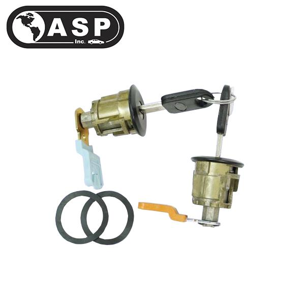 ASP DL5887 FORD DOOR LOCK SET CODED