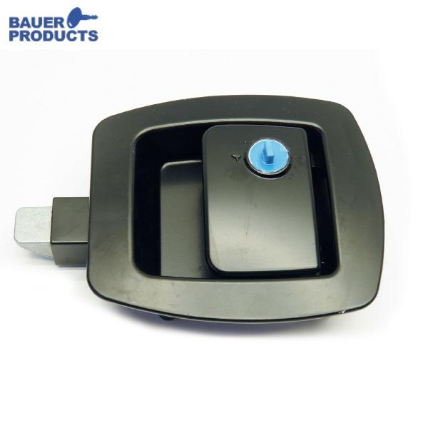 BAUER BP 20 BAGGAGE PADDLE LOCK, RV300 SERIES KEY BAUER