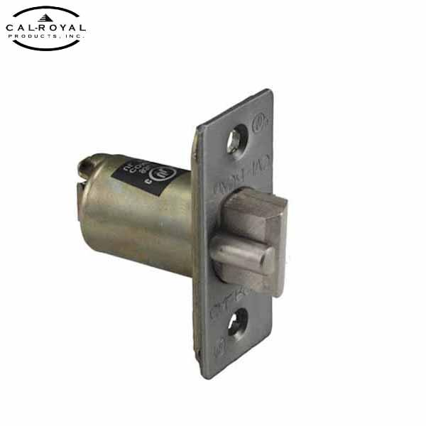 "CAL-ROYAL ULSLD238 26D 2-3/8"" Deadlatch, Grade 2, Ul CAL-ROYAL"