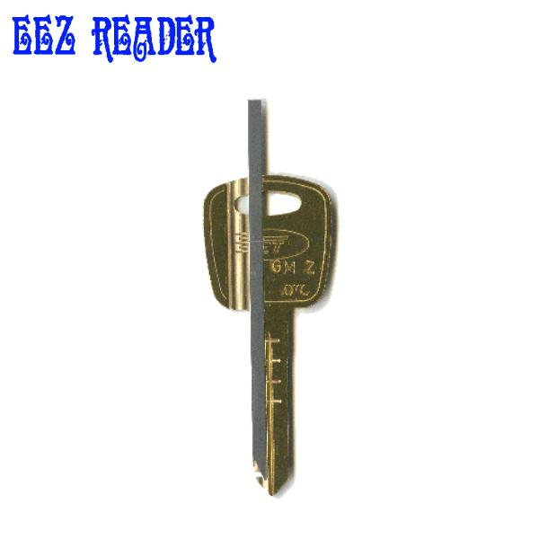 EEZ READER GM-Z FOR 10-CUT Z-KEYWAY B106 B107 B111 - NON-WARDED LOCKS EEZ-Reader