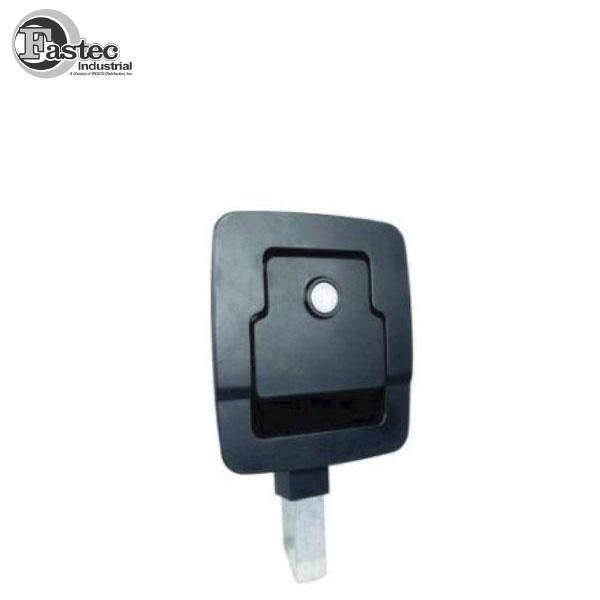 Fastec 30206 06 Baggage Door Non/loc Paddle Black, .625 Plunger Extension Fastec