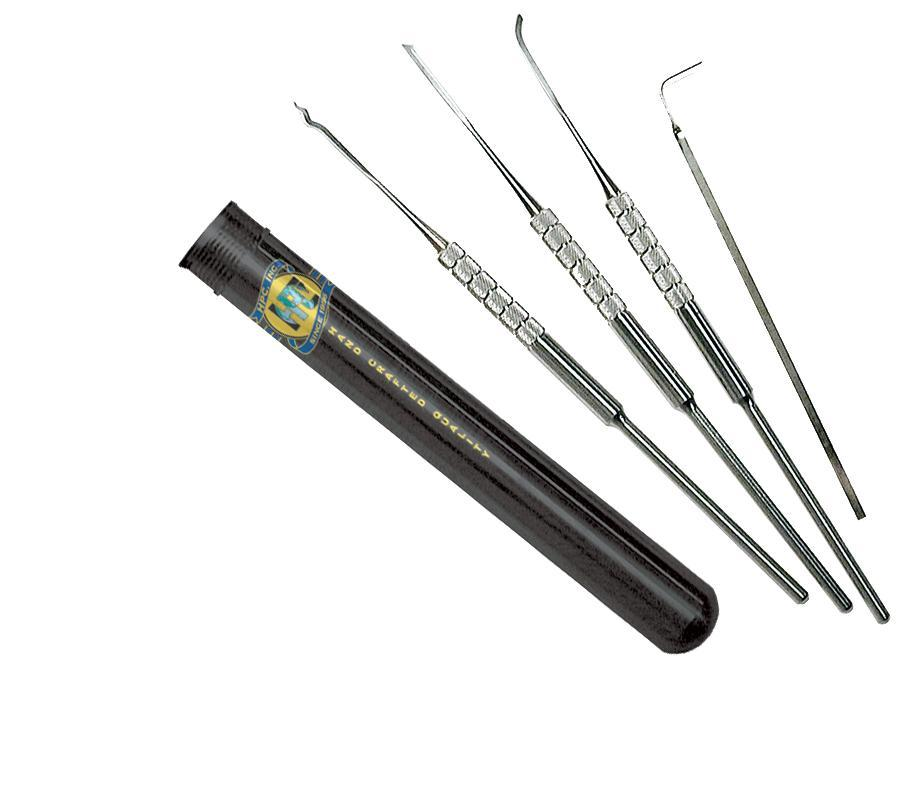 HPC NDPX Dental Style Pick Set HPC