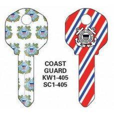 Jet Coast Guard Keyblank JET