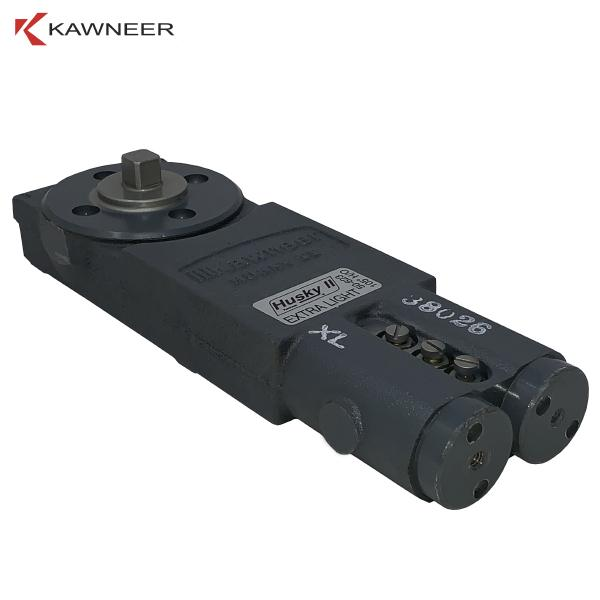 "KAWNEER HUSKY 50 623 HO 105 Concealed Closer, 105 Holdopen Extra Light Duty, 24"" KAWNEER"