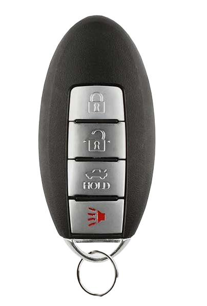 KEYLESS2GO PROXIMITY REMOTE SMART KEY FOB FOR NISSAN CWTWBU735 TWIST IGNITION Keyless2Go