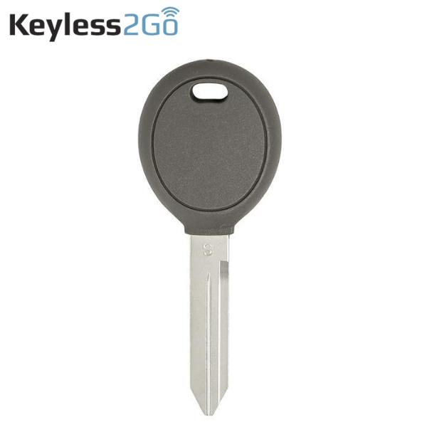Keyless2Go Transponder Key For Chrysler, Dodge, Jeep Y164 Keyless2Go