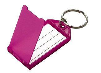 Lucky Line ID Key Tag With Split Key Ring 60500 Lucky Line