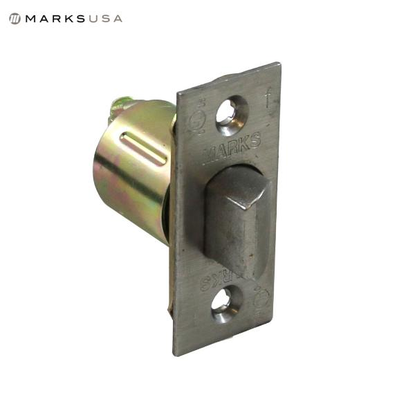 "MARKS 1138L 32D Latch 2 3/8 Backset GR.22-3/8"" Backset, Privacy F UNCT. MARKS"