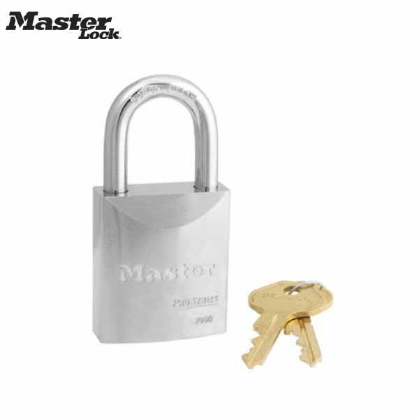 MASTER 7040 KD Solid Steel, 1-3/4 Body 5/16 Shackle, Pro-series Master