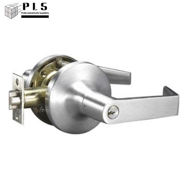 PLS CL153 26D Entry Door Lever, Clutching Grade 1 PLS