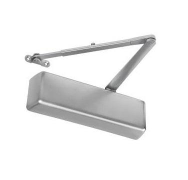 PLS DC1916 GRADE 1 SURFACE MOUNT DOOR CLOSER - ADJUSTABLE 1 - 6 POWER / LIKE LCN 4041 PLS