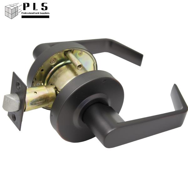 PLS L210 10B Passage Door Lever Asa, 2-3/4 Grade 2 Lever PLS