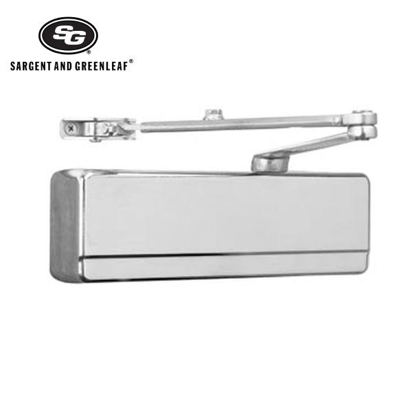Sargent EN1431 POWERGLIDE® DOOR CLOSER Sargent