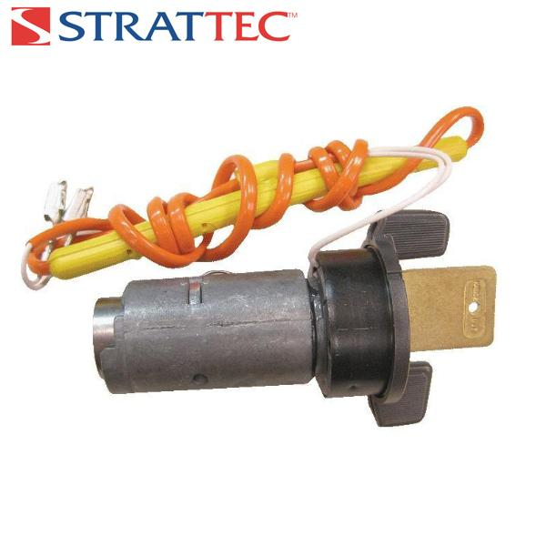 Strattec GM Ignition Lock VATS (coded with keys, Metal) STRATTEC