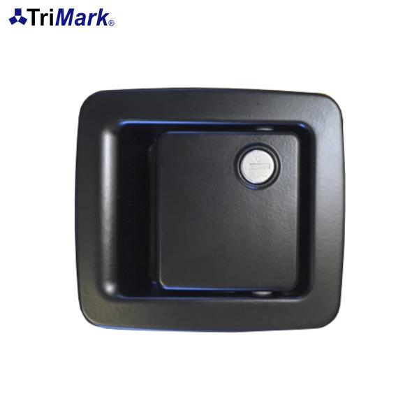 TRIMARK 12055 37 2-point Baggage Lock, Black Ka TM500, No Plunger (No Keys included with Lock) TriMark
