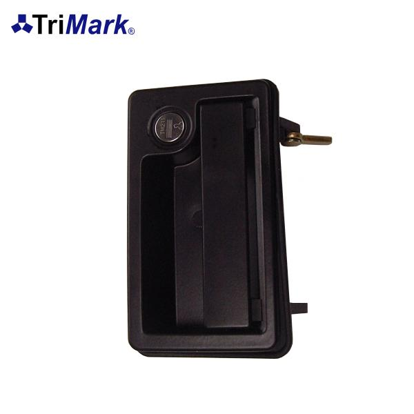 TRIMARK 12429 37 BLACK LEFT HAND Paddle Handle, LH, Key Tm211 TriMark