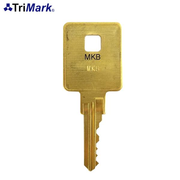 "Trimark 14264-02-2001 | Pre-cut Master ""B"" (100AM/AP5 Keyway) - TRM MKB TriMark"