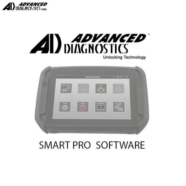 (TT0353XXXX)Smart Pro Super Charged Software Kit, 55 SW - ADU SMART PRO SUPER CHARGER (ADS2802) Advanced-Diagnostics
