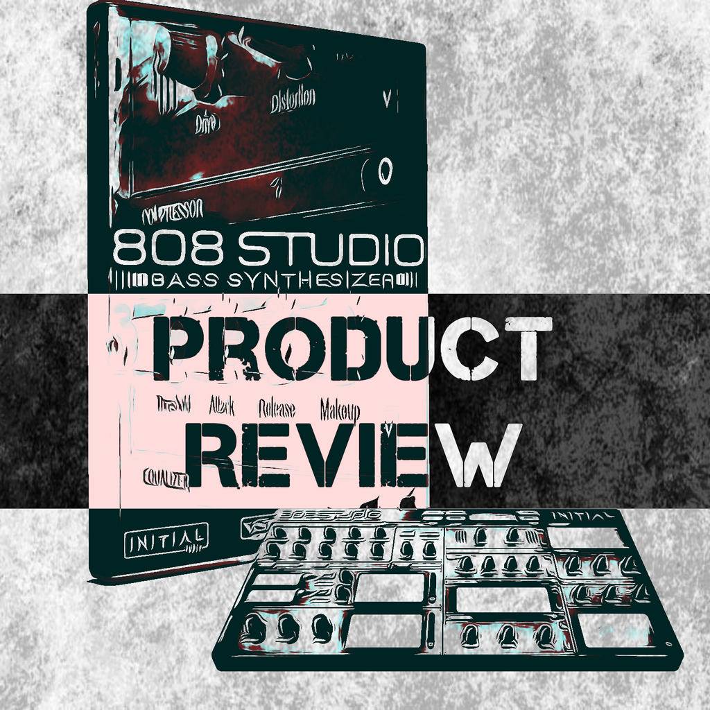 Product Review:  808 Studio Bass Synthesizer by Initial Audio