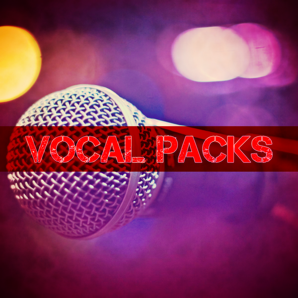 Vocal Packs