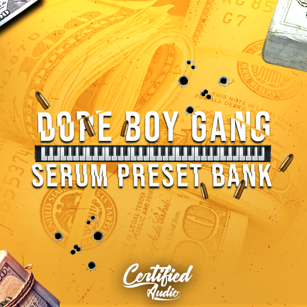 Dope Boy Gang (Serum PresetBank)