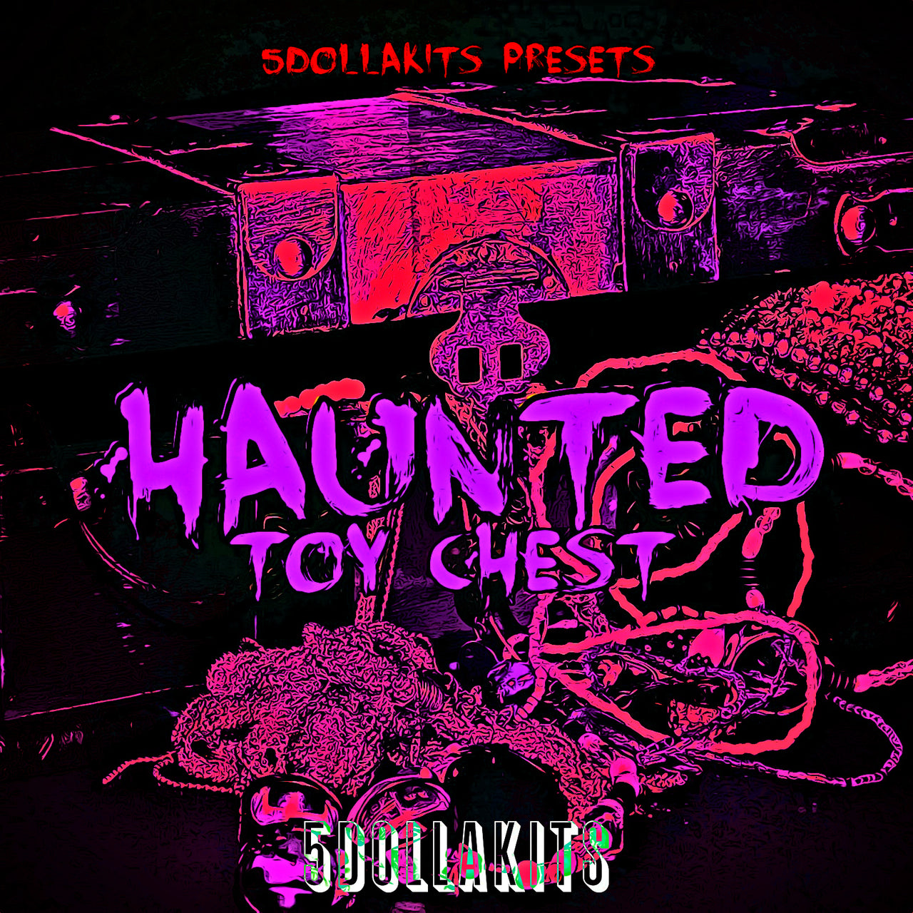 Haunted Toy Chest Loop Kit