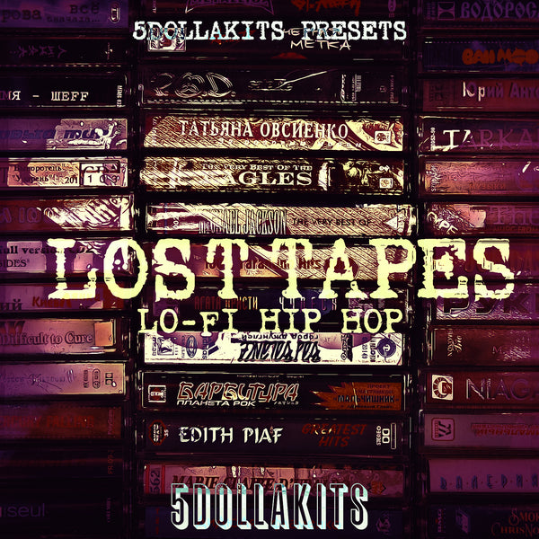 Lost Tapes:  Lo-Fi Hip Hop