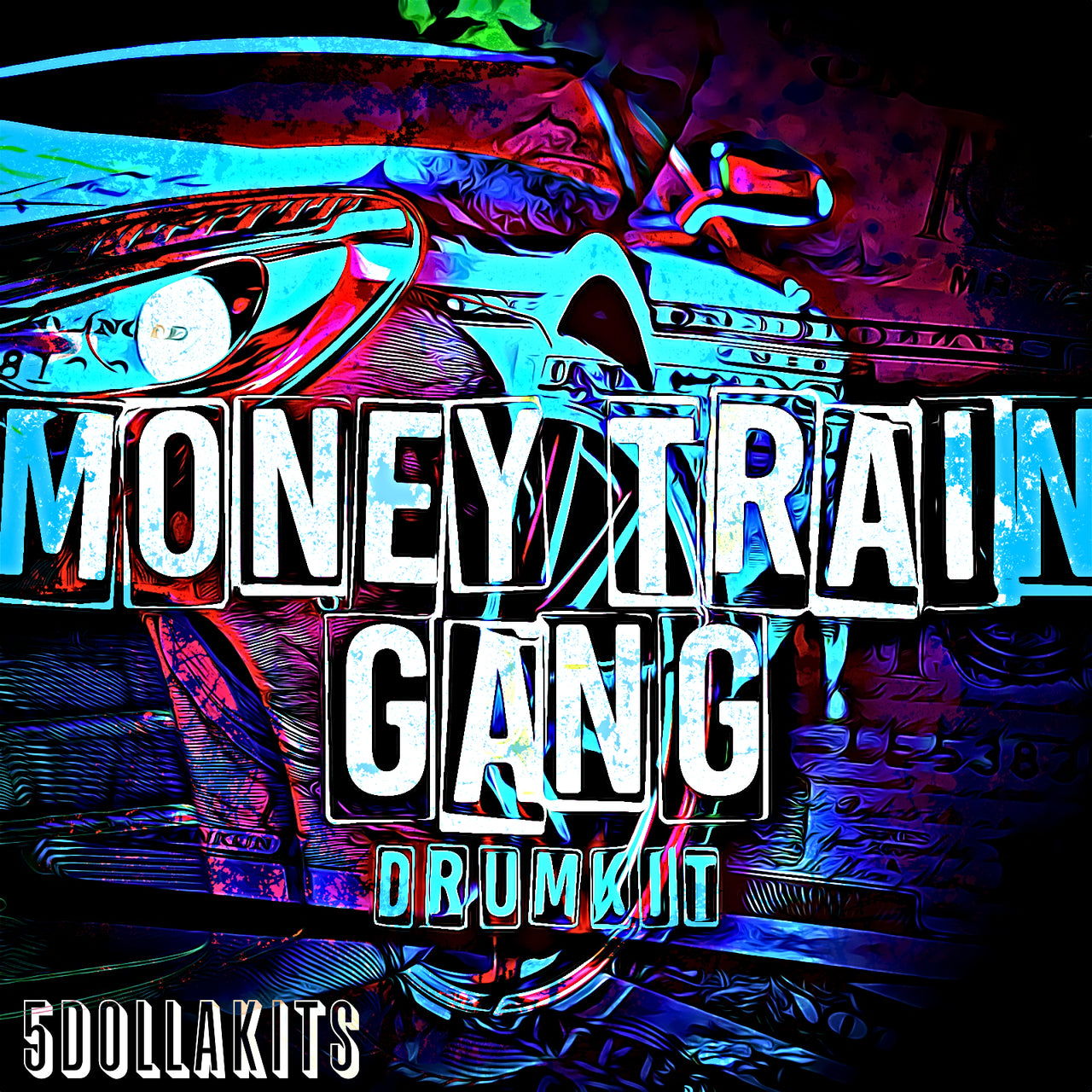 Money Train Gang Drum Kit