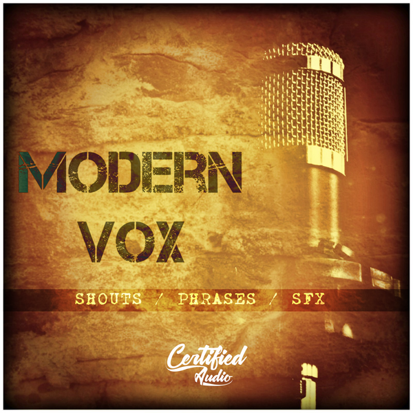 Modern Vox (Vocal Pack)