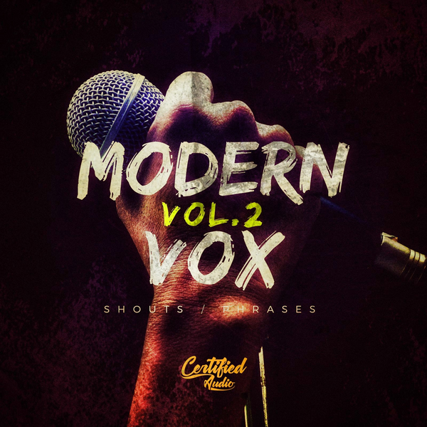 Modern Vox Vol.2 (Vocal Pack)